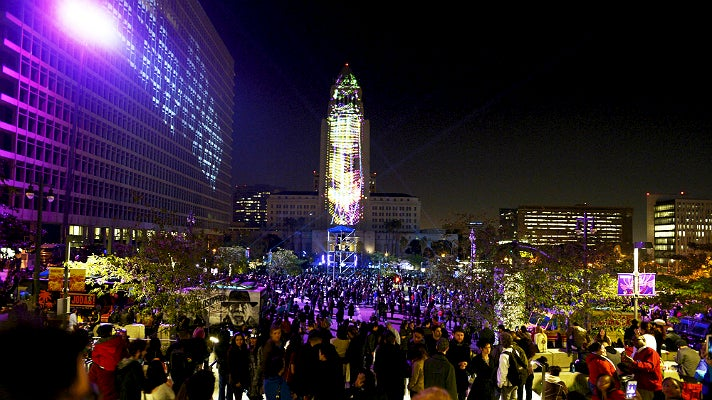 A look back at the top los angeles events of 2014 for Best parking near lax